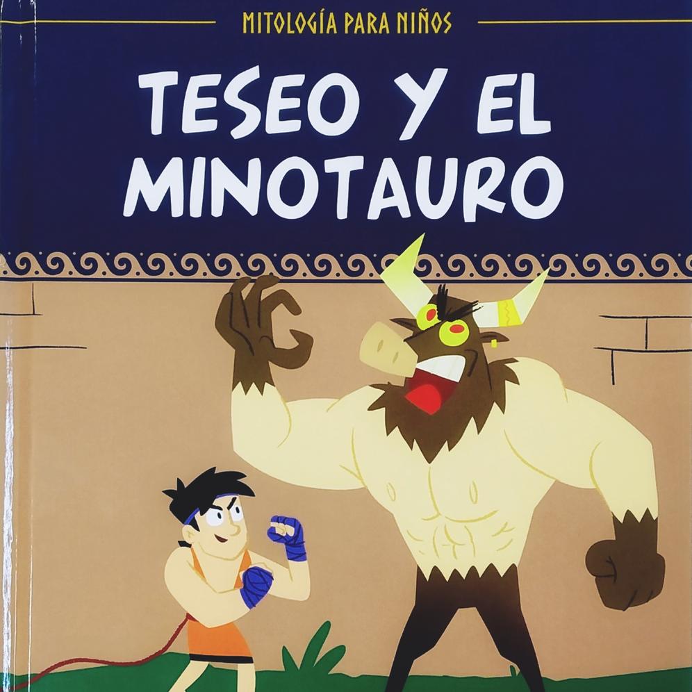 «Teseo y el minotauro»