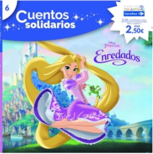 «Cuentos solidarios. Enredados».
