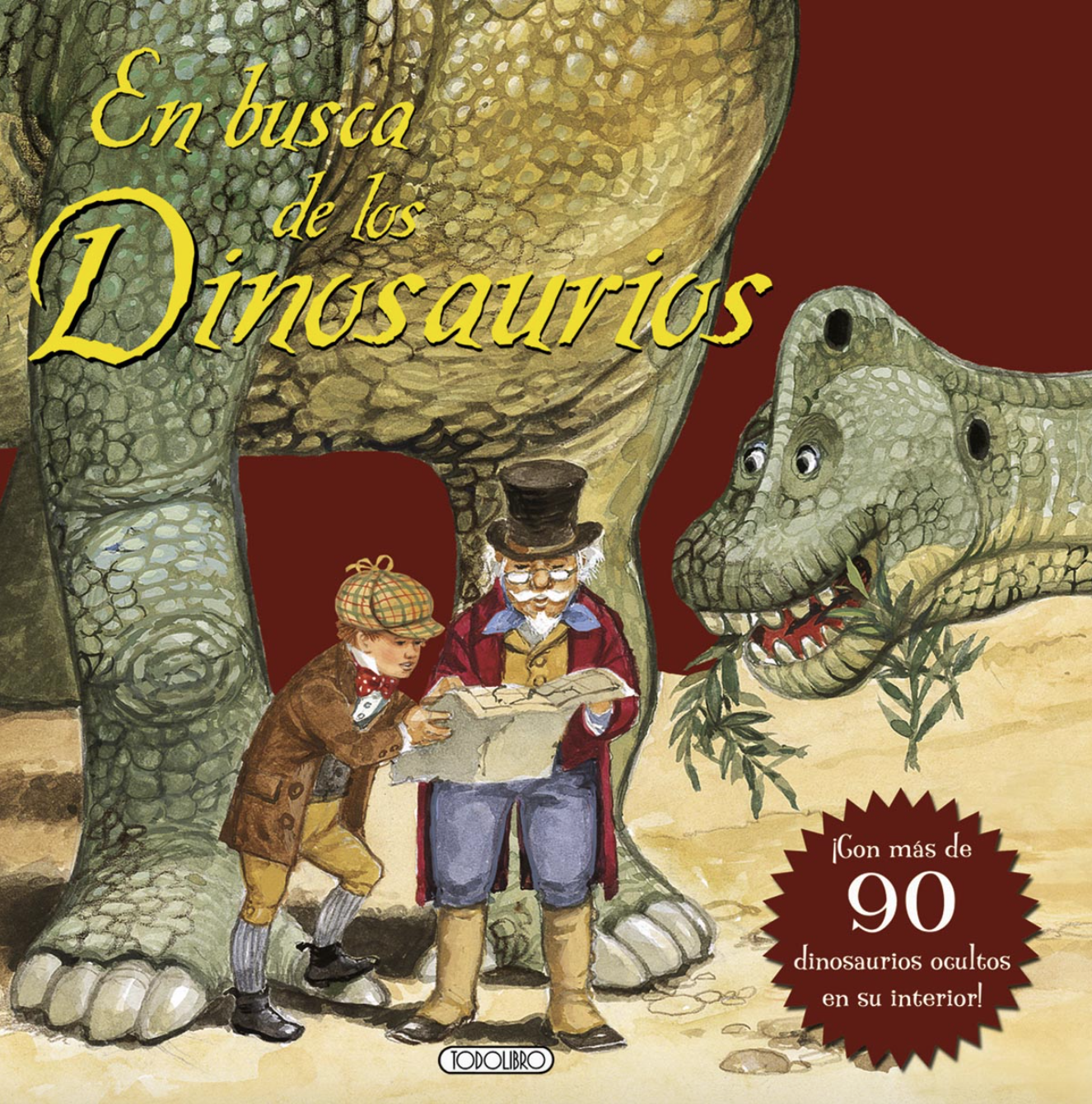 En busca de los dinosaurios